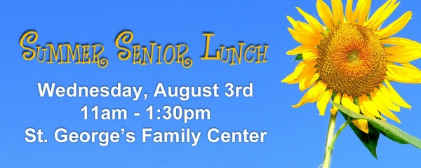 2016 Summer Senior Lunch