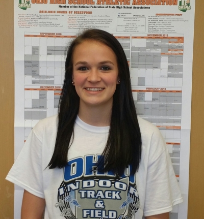AUDIO: 1590 WAKR Student Athlete of the Week: Alyssa Matheny