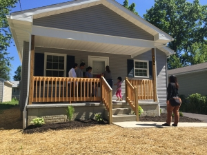 Refugee Family Gets New Home