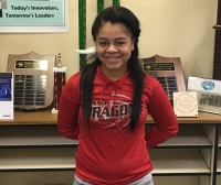 1590 WAKR Student Athlete of the Week: Talia Kirksey