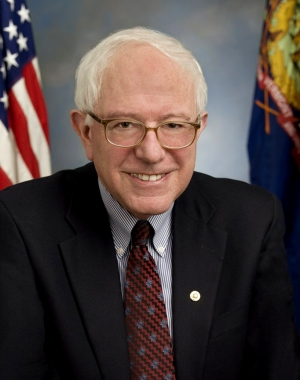 AUDIO: Bernie Sanders Talks To Jasen