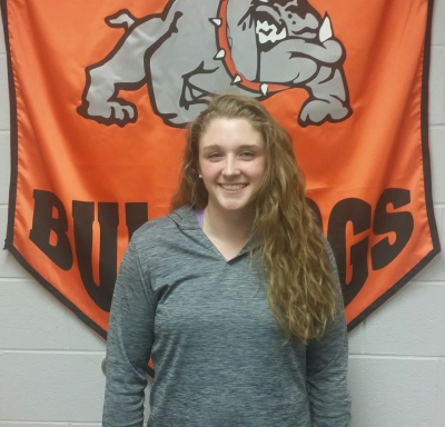 AUDIO: 1590 WAKR Student Athlete of the Week: Addy Moro
