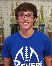 1590 WAKR Student Athlete of the Week: Alex Dye