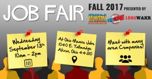 Job Fair Fall 2017