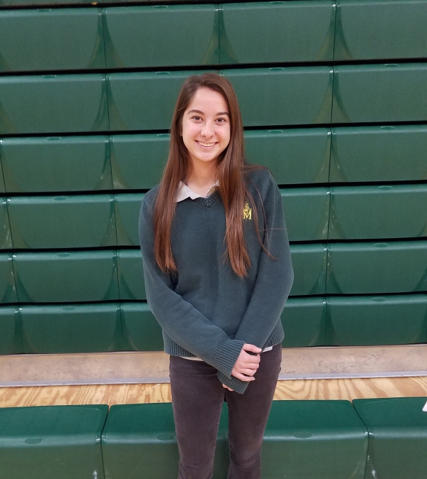 1590 WAKR Student Athlete of the Week: Sydney Powell