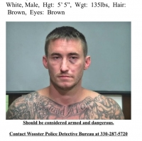 UPDATE: Suspect in Wayne Co. Police Chase Arrested in W. Va