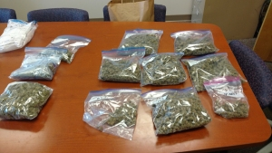 B&E Leads To Drug Bust
