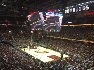 AUDIO Sam Amico Discusses Cavs' Chemistry