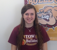 AUDIO: 1590 WAKR Student Athlete of the Week: Jessie Stout