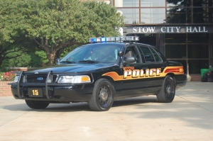 One Dead, Stow Officer Injured