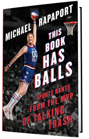 "Michael Rapoport, Author ""This Book Has Balls"""