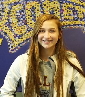 1590 WAKR Student Athlete of the Week: Anna Kimevski