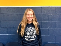 1590 WAKR Student Athlete of the Week: Paige Brenner