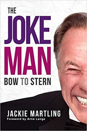 "Jackie ""The Joke Man"" Martling Promotes His New Book"