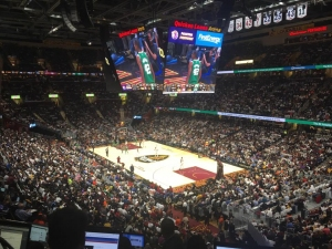 AUDIO NBA TV's Rick Kamla Discusses Cavs/Lakers, LeBron