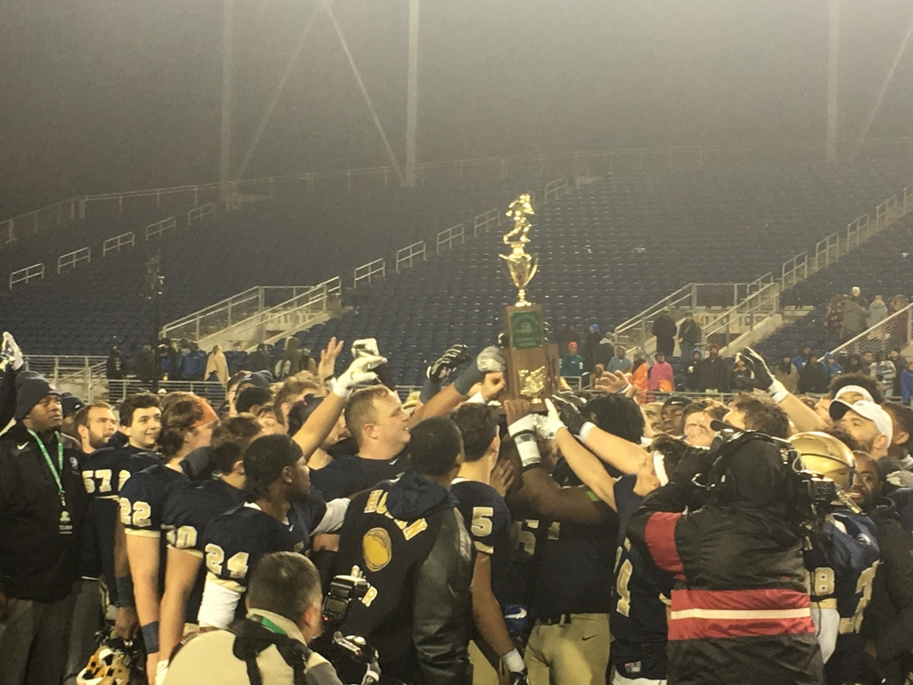 2017 Division II State Champion Hoban Knights