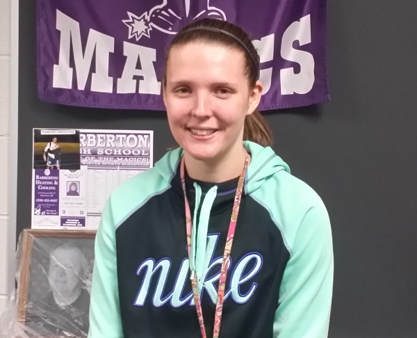 AUDIO: 1590 WAKR Student Athlete of the Week: Macy Chik