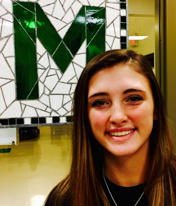 1590 WAKR Student Athlete of the Week: Katie Oliver
