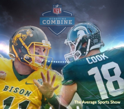 AUDIO NFL Prospect Breakdown: Wentz & Cook