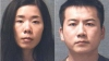 Mingming Chen and Liang Zhou charged in their daughter Ashley's murder.