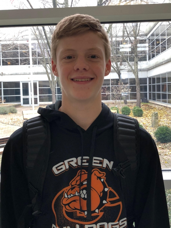 1590 WAKR Student Athlete of the Week: Garrison Keeslar