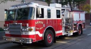 Red Cross Called After Akron Fire