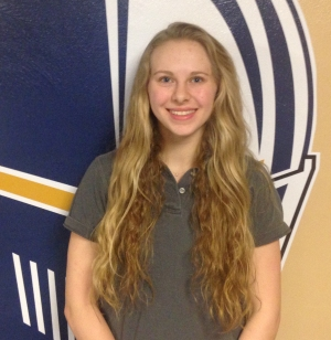 AUDIO: 1590 WAKR Student Athlete of the Week: Dani Carlson