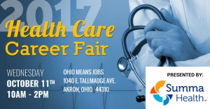 Health Care Career Fair - 2017