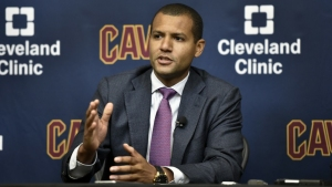 Cleveland Cavaliers GM Koby Altman