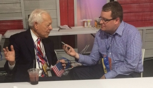 "CBS News' Schieffer Recaps ""Most Unusual"" RNC"