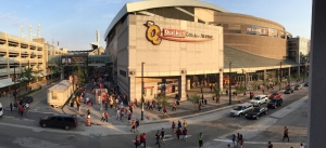 Quicken Loans Arena, Downtown Cleveland