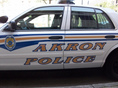 Cops Charge Akron Man In Bowers Heist