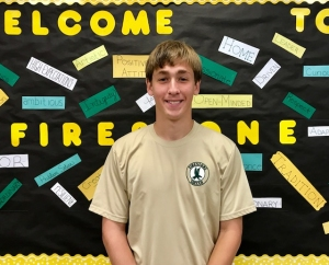 1590 WAKR Student Athlete of the Week: Jacob Weber