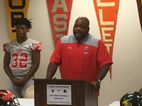 East Head Coach Marques Hayes
