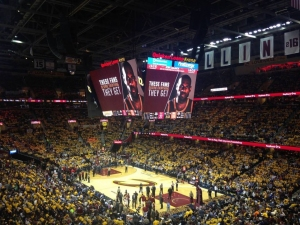 AUDIO Hakem Dermish: Cavs Face Uphill Climb