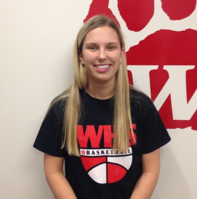 AUDIO: 1590 WAKR Student Athlete of the Week: Jodi Johnson