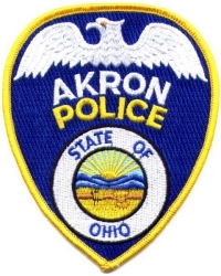 Akron Police Dispute Claims of Officer's Knee on Neck
