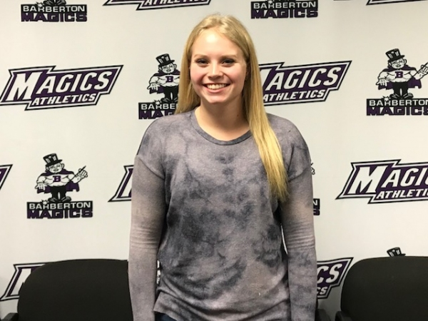 1590 WAKR Student Athlete of the Week: Madison Haywood