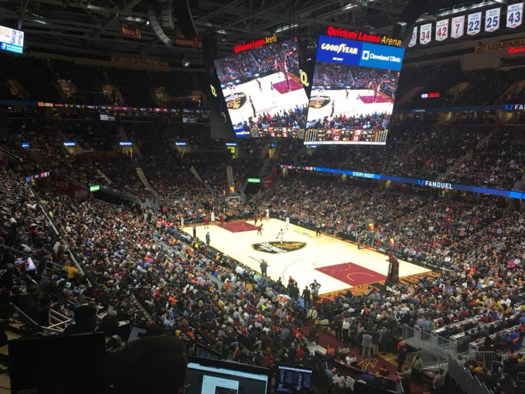 Sam Amico Discusses Cavs' Loss, Eventful Summer