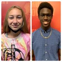 Student Athletes of the Week: Kailey Hobart and Stephen Mangira