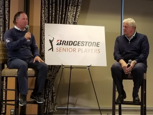 Scott McCarron and Colin Montgomerie, PGA Senior Tour players
