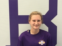 Jamie Matheson Senior soccer player, Barberton HS