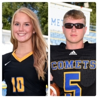 Student Athletes of the Week: Cassidy Karakis & Lucas Wagner