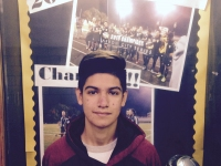 1590 WAKR Student Athlete of the Week: Juan Rodriguez