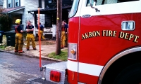 Two Women, 13 Animals Escape Akron House Fire