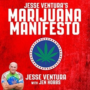 AUDIO: Jesse Ventura Stumps For Marijuana Legalization In New Book
