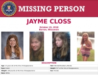FBI Conducting Multi-State Search for Wisconsin Girl