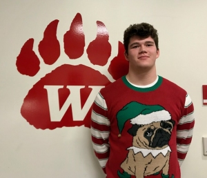 1590 WAKR Student Athlete of the Week: Jordan Earnest