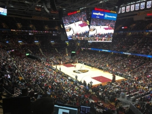 Vince Cellini Discusses Cavs/Pacers Series