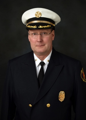 Akron Fire Chief Hiltbrand To Retire